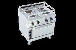 9GF 200 - Fuld elektrisk ovn
