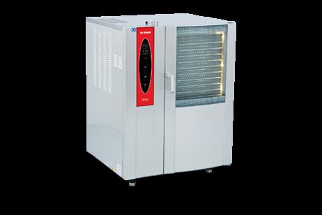 Elektrisk konvektionsovn - 1200x1105x1630