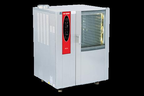 Elektrisk konvektionsovn - 1200x1160x1624
