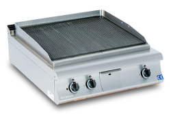 Grill (Rillet overflade) - 800x900x230